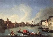 RICHTER, Johan View of the Giudecca Canal oil painting picture wholesale